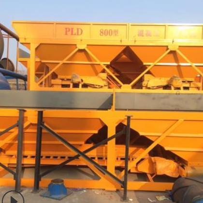 厂价供应水泥砂石配料仓 高精度混凝土配料机 建筑砂浆混合设备