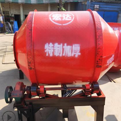 搅拌机 平口搅拌机 立式搅拌机 胶轮混凝土搅拌机 适用于建筑