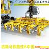 法国GEISMAR吉斯马KGT/V 和 KGT 的装载机/挖掘机液压轨枕吊梁PTV