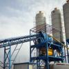 厂家直销 HZS系列商砼搅拌站建筑工程混凝土搅拌站设备商砼搅拌站