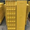 直销疏散平台树脂盖板 高分子承重30吨 耐酸碱老化电缆沟盖板