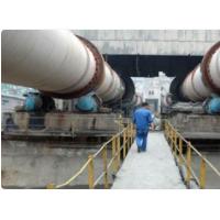 安徽一条日产600吨水泥熟料回转窑生产线拆除!