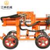 (2)ZBY-W无动力液压注浆泵 厂家生产配套钻机钻孔单双液压注浆机