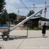 不锈钢螺旋提升机 五谷杂粮 大米 小麦等 厂销移动式输送上料机