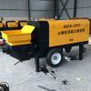 大颗粒混凝土输送泵 柴油动力细石输送泵 二次构造柱泵上料机厂家