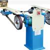 厂家直销2100B立式双工位砂带机砂光机抛光机多功能砂带机