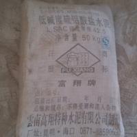 低碱度硫铝酸盐水泥双快水泥