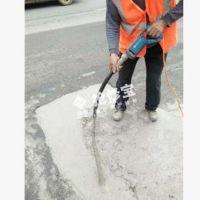 内蒙水泥路面裂缝快速修补施工工艺