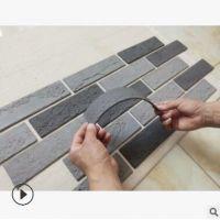 厂家订制柔性装饰面砖软瓷集成墙面装饰材软瓷外墙砖软瓷别墅