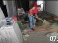 07:02 贴地砖技术培训_搅拌水泥与沙子的比例是1:6教学视频 (145播放)