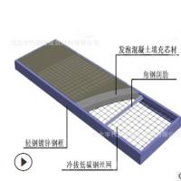 湖北武穴 轻质屋面板 轻钢屋面板 轻型屋面板 发泡水泥屋面板