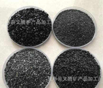 供应滤水用料电气石 电气石颗粒 托玛琳颗粒