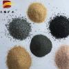 厂家直供 粗砂 细砂可以生产染色彩砂规格齐全
