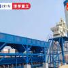 定制混凝土搅拌站 工程建筑搅拌站设备 hzs75移动型搅拌站