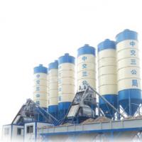 hzs35混凝土搅拌生产线 定制生产中小型工程用水泥混合搅拌站