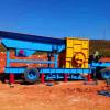 移动式石料破碎生产线 小型流动石子机 方箱式建筑垃圾制砂机设备