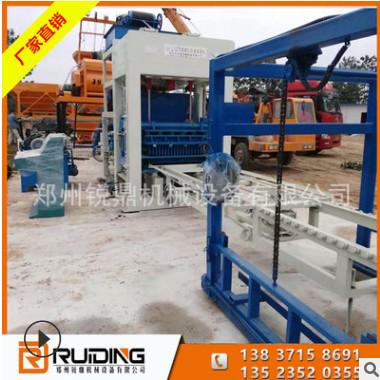 批发 QT10-15大型液压水泥砖机 免烧砖机 空心砖机生产各种环保砖