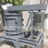 立式多功能石灰石破碎机 数控复合破碎机 小型立式板锤制砂机