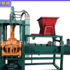 山东制砖机械 全自动路面砖静压免烧砖机 3-15液压空心水泥砌块机