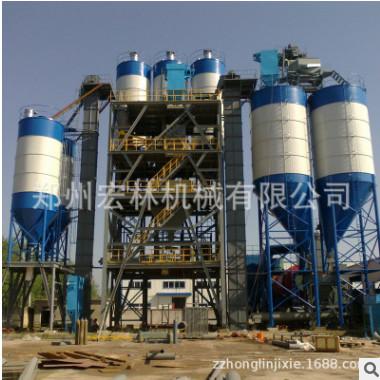 多功能干粉砂浆搅拌站 混凝土搅拌站成套设备 干混砂浆搅拌站厂家