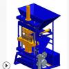 时越厂家定制生产出口ECO7000粘土砖机 粘土免烧空心砖设备