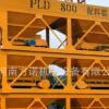 混凝土三仓配料机 PLD全自动配料机厂家 移动水泥配料机