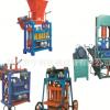 现货供应 水泥砌块砖机 免烧水泥成型砖机 小型移动水泥砖机