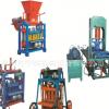 热销 半自动型移动砌块水泥砖机 全自动混凝土成型砖机 水泥砖机