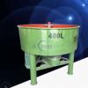 厂家直供 400平口立式砂浆机水泥混凝土快速搅拌小型混凝土搅拌机