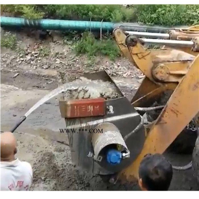 中首重工铲车搅拌斗图片水泥搅拌机价格铲车带搅拌机**