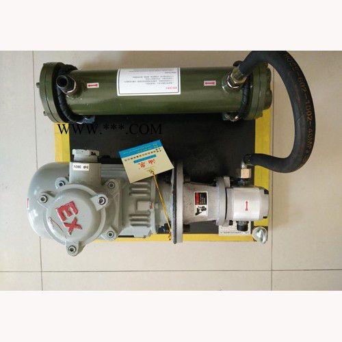 上海油泉YQ2560-CA380V主要用于大型轴承座的冷却,和大型的润滑系统的冷却的冷却器 风式冷却器 液压冷却器