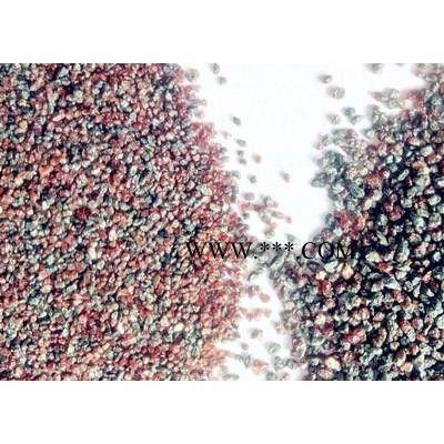 石榴石磨料 石榴砂 天然金刚砂 耐磨地坪砂 喷砂材料 水处理滤料