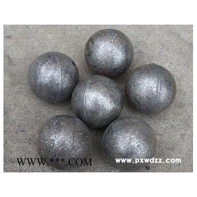 耐磨中铬钢球 球磨机 矿山水泥厂电厂专用