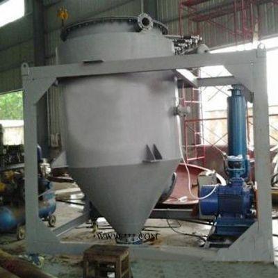 气力输送机粉灰装车用于水泥输送做库倒库 散装物料负压抽吸机xy1