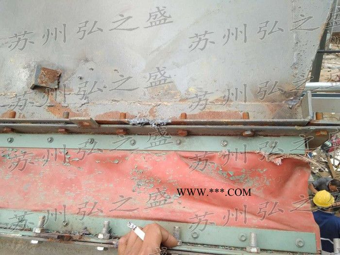 弘之盛 膨胀节蒙皮 水泥厂膨胀节帆布 高温纤维围带