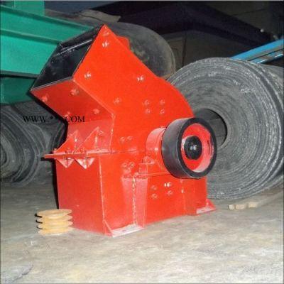 雷泽锤破机矿山发电鹅卵石锤式破碎机 400*300型节能河卵石制砂机