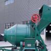 立式JZC350电动搅拌机 滚筒混凝土喷浆机配泵车用小型水泥搅拌机