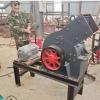 厂价直销化工结块物料打砂机 凝固物料破碎机 混凝土块制砂机厂家
