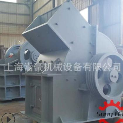 上海厂家直销时处理建筑工地建筑垃圾 水泥路面锤式破碎机