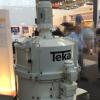 600公斤中国泰卡立轴行星搅拌机用于耐火材料TPZ375