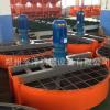 干湿饲料盘式搅拌机 有机肥生产线专用搅拌机 掺混肥j搅拌机