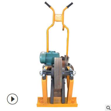 现货供应 电动打夯机 60加重蛙夯机 沟槽地基夯实机生产厂家