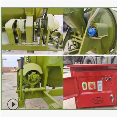 JZC建筑工程混凝土翻斗式滚筒拌合机 爬斗搅拌机 高速砂浆搅拌机