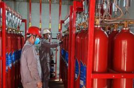 柳州正菱鹿寨水泥有限公司履行主体责任侧记