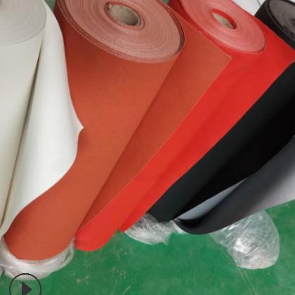 防火布生产厂家 涂胶布 碳钢防火布 防火涂胶布 厂家直销就选德信