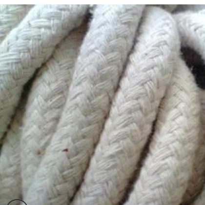 陶瓷绳厂家价格批发陶瓷纤维绳 隔热陶瓷纤维保温防火密封耐高温