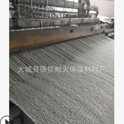 电焊防火布 陶瓷纤维防火布 耐火布 焊接专用防火布就选德信耐火