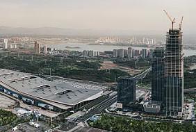 亚洲建博会品牌活动《2020上海彩色透水混凝土展》