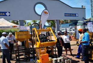 南非德班混凝土展览会