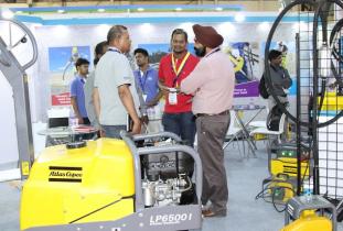 印度孟买混凝土展览会